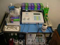 Boston Electrolysis, Electrolysis Equipment